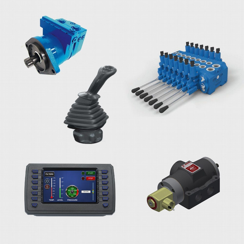 Automation and Electronic Control Products-image