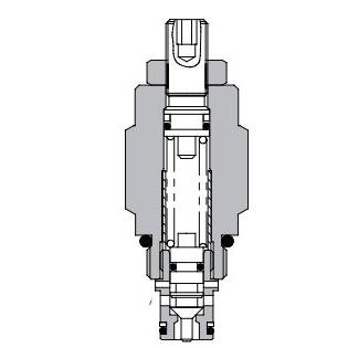 Eaton Vickers 1DR30 Screw-in Cartridge Relief Valve