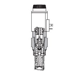 Eaton Vickers EPV16 Screw-in Proportional Valves Cartridge Valve