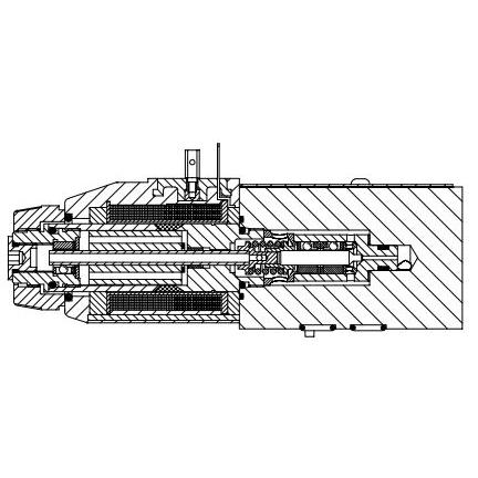 Eaton Vickers KCG-3 Proportional Valves Pressure Relief Valves
