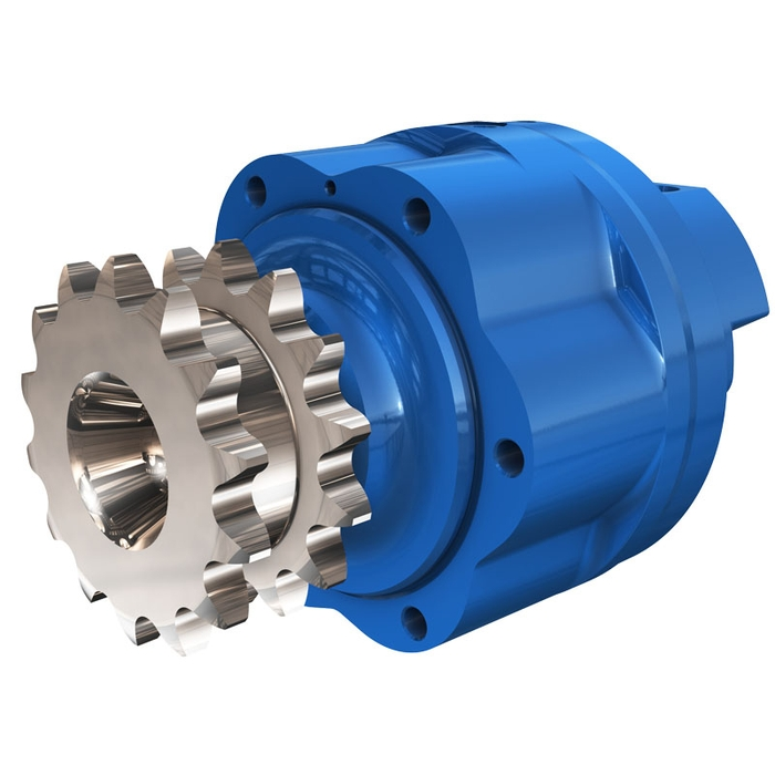 Poclain ML/MLE06 Series Motors