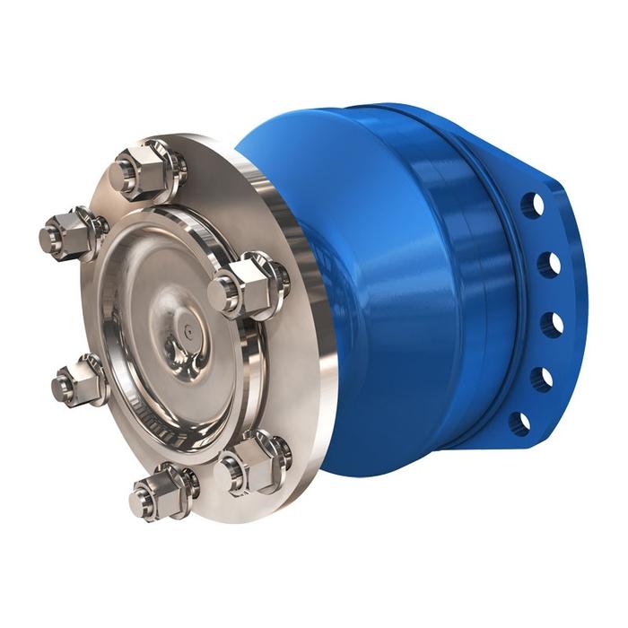 Poclain MS/MSE11 Series Multipurpose Motors