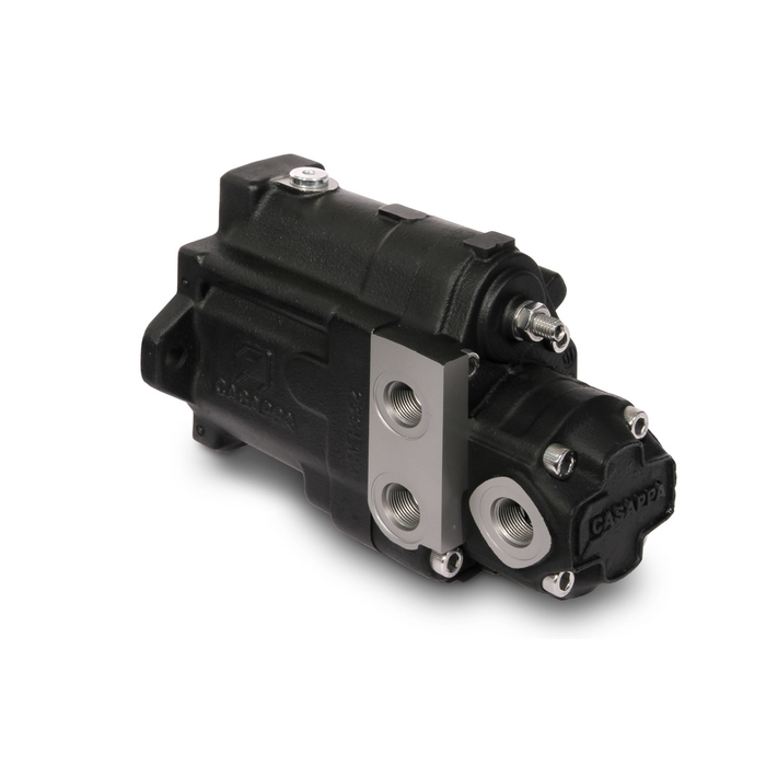 Casappa Plata SVP Series Piston Pumps