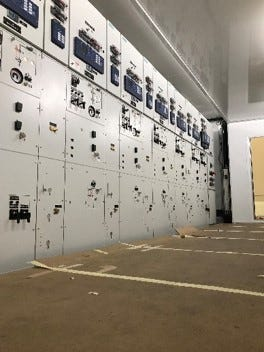 CFC Mobile Substation